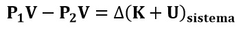 Expresión reducida de la sustitución en la ecuación de Bernoulli