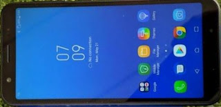 Cara Flash Asus Zenfone Live L1 Tanpa PC