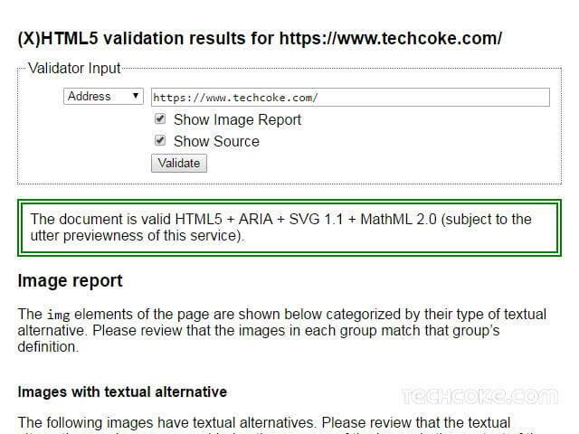Validator.nu (X)HTML5 網頁 HTML/XHTML 線上驗證器_102