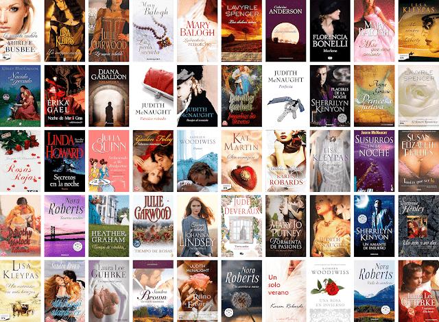 Las 100 mejores novelas románticas de RNR 2