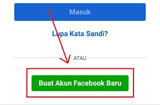 Cara Membuat Akun Facebook Baru Di HP