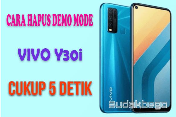 Cara Hapus Demo Mode VIVO Y30i (Vivo 2019) Work 1000%