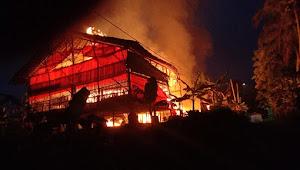 Jago Merah Mengamuk Di Kalapanunggal, Ribuan Ayam Mati Terpanggang