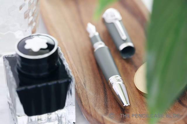 Review: Montblanc Writers Edition Rudyard Kipling fountain pen