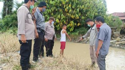Diduga Tergelincir di Irigasi, Balita Simalungun Ditemukan Tewas