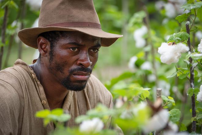 esclavo negro en Antebellum