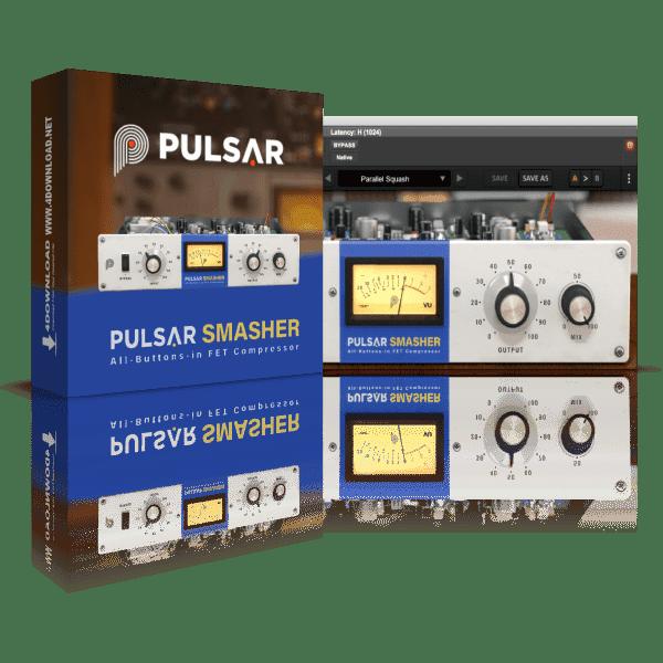 Pulsar Audio Smasher v1.0.2 Full version