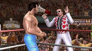 Download WWE Legends Of Wrestlemania Full Version Game