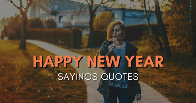 New Year 2021 Sayings Quotes