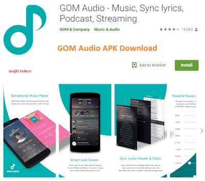 5 aplikasi lirik lagu