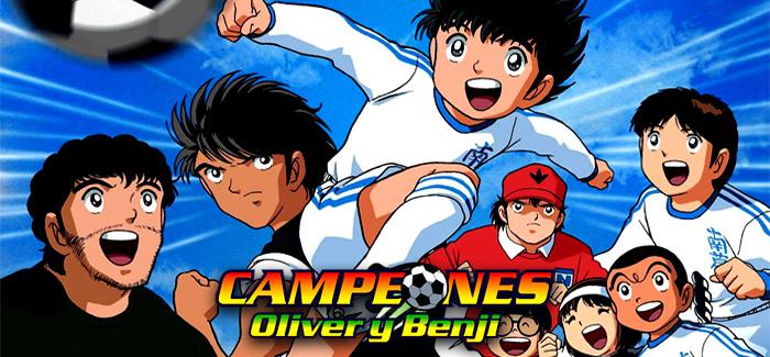 Campeones: Oliver y Benji Serie 1983