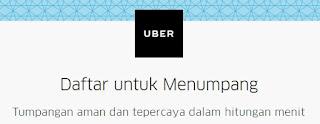 Uber Transportasi Online Berbasis Aplikasi