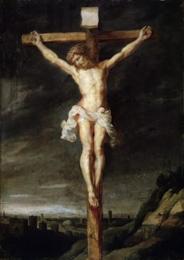 Our Savior Crucified