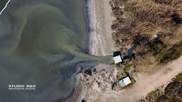 Μορφωτικός Σύλλογος Νέας Κίου: Είναι επιτακτική ανάγκη η ρύπανση του Αργολικού κόλπου να σταματήσει