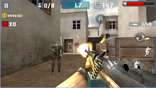 Gun Shot Fire War Mod Apk Unlimited Ammo