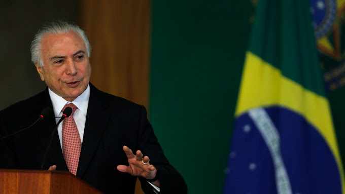 """Detienen al expresidente de Brasil Michel Temer como presunto líder de """"una organización criminal"""""""