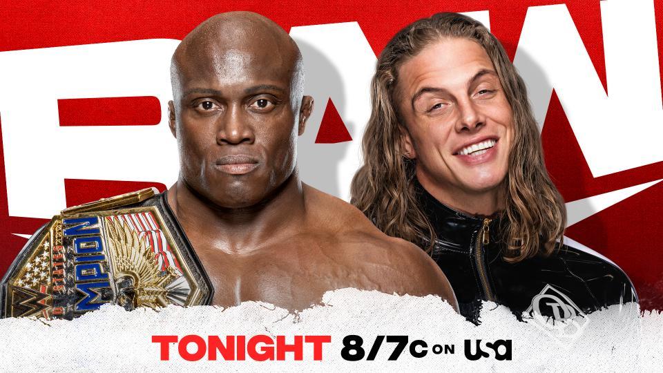 Dois combates por título são anunciados para o WWE RAW