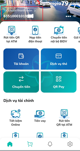 BIDV SmartBanking Online