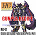 Gundam Recipe: 1/144 Gundam Astray Gold Frame Amatsu Perfect Form
