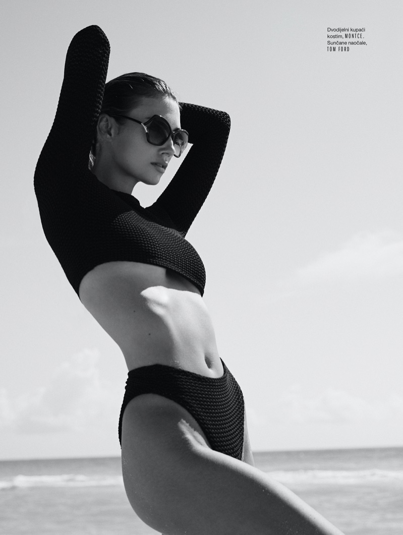 Lorena Rae - ELLE Croatia - July 2021