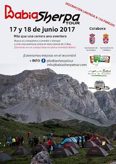 Carrera Babia Sherpa Tour 2017