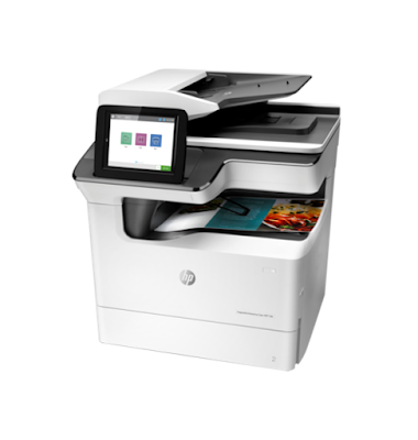 HP PageWide Enterprise Color MFP 780dn Driver Download