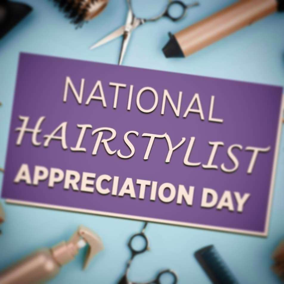 National Hairstylist Appreciation Day Wishes pics free download