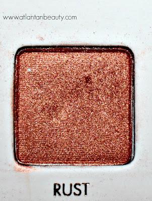 Rust from Lorac's Mega Pro 3 Palette