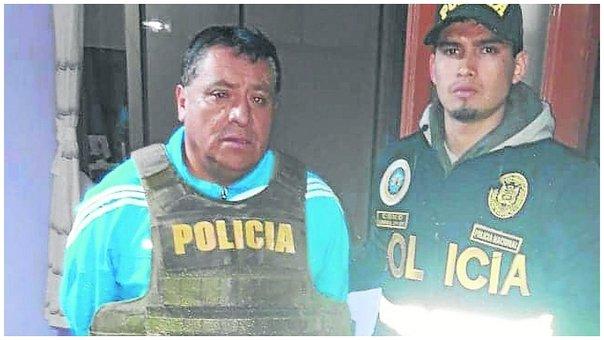 Dictan 30 meses de prisión preventiva al profesor Enrique Humberto Villar Rojas