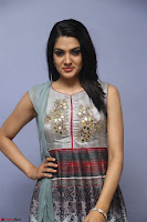 Sakshi Chaudhary Beautiful Emroidery Work Sleeveless Anarkali Dress 039.JPG