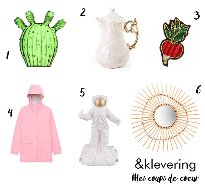 Klevering Amsterdam Maison et Objet coup de coeur