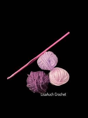 crochet solid granny square pattern free