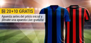 bwin promocion Atalanta vs Milan 13 mayo