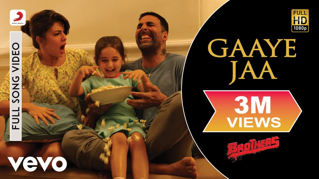 Gaaye Jaa Lyrics in Hindi