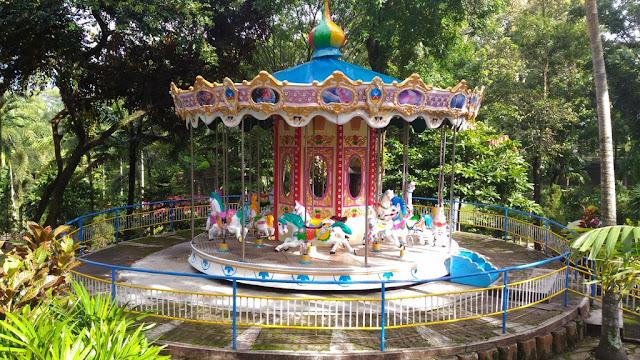 Taman Kyai Langgeng Tempat Wisata Keluarga Yang Menyejukkan Ndonondene