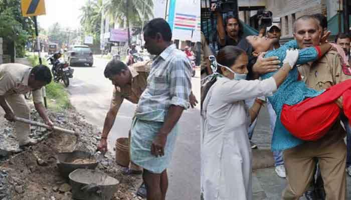 केवल 1 मिनट देकर पुलिस वालो का ये पोस्ट जरूर देखले-Indian police