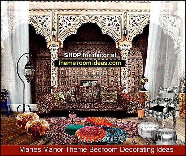 Moroccan mural moroccan decor moroccan furniture moroccan living