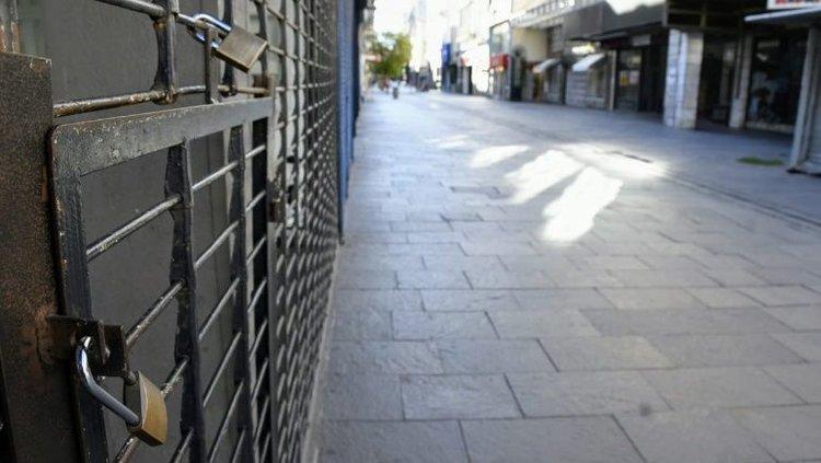Por la recesión aumentan lo locales comerciales vacíos en el centro rosarino