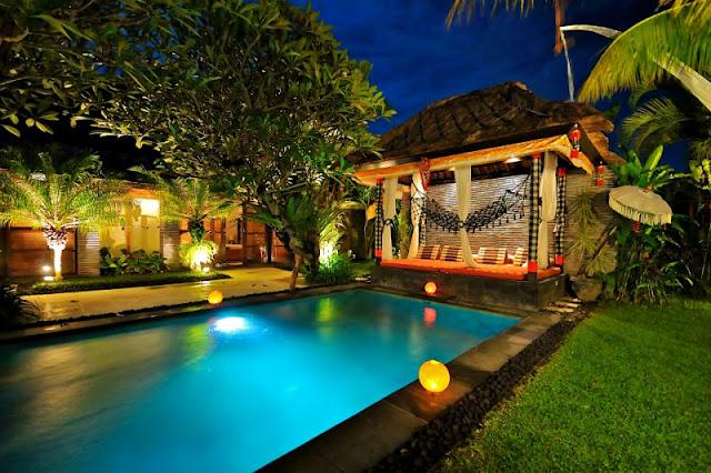 Sewa vila murah di Bali