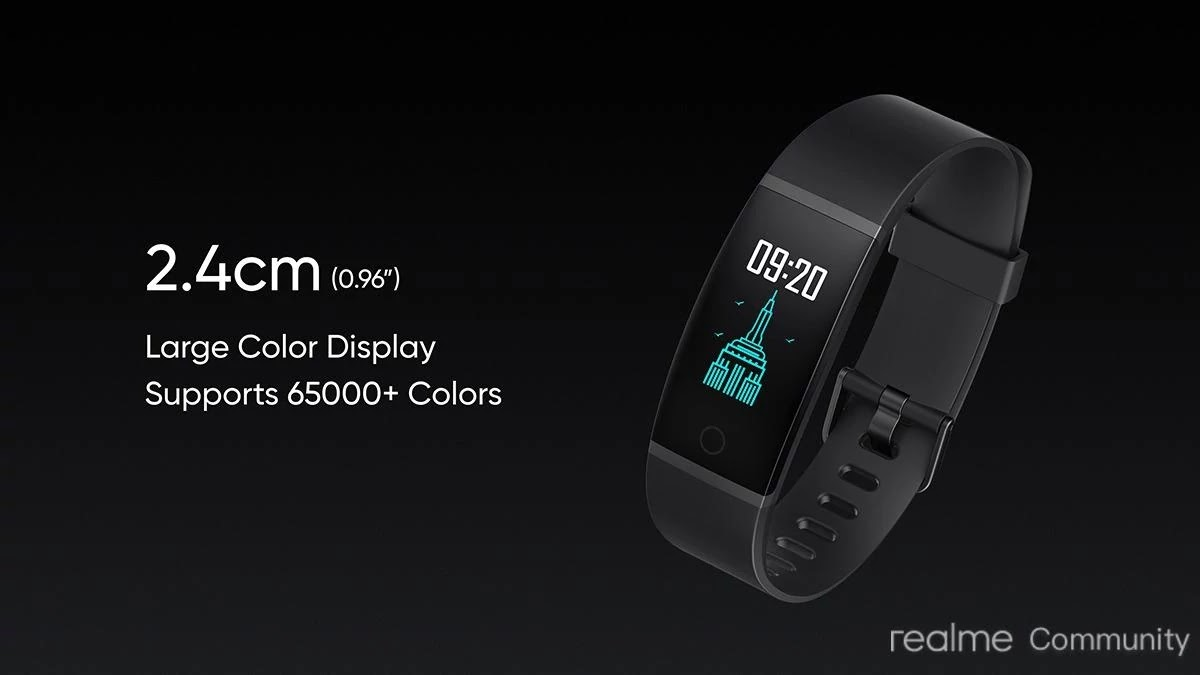 Realme Band Officially Announced In Just 1499 Rs Only