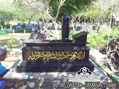 Jual Kuburan Granit, Desain Makam Granit, Model Kuburan Granit