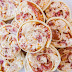Chicken Bacon Ranch Pinwheels #appetizer #partyfood