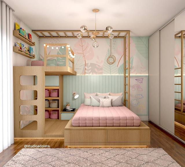 Warna Cat Kamat Tidur Minimalis Modern