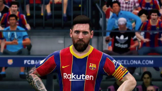 PES2017  NEW GRAPHIC FINA AIO LIKE PES2020