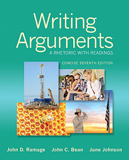 Writing Arguments A Rhetoric with Readings Concise 7th Edition