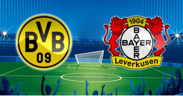 Borussia Dortmund vs Bayer Leverkusen  Full Match and Highlights