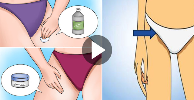 How To Lighten Dark Skin In Pubic Area And Between Legs