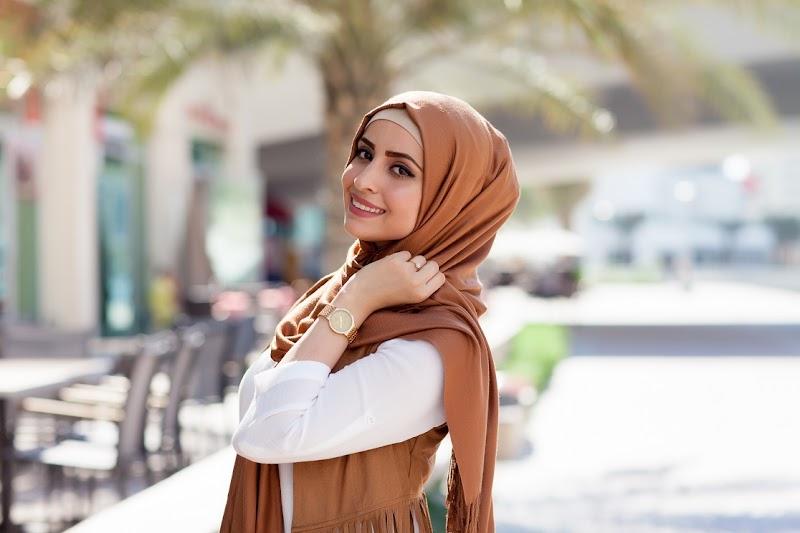 Rambut Bebas Ketombe Meski Tertutup Hijab