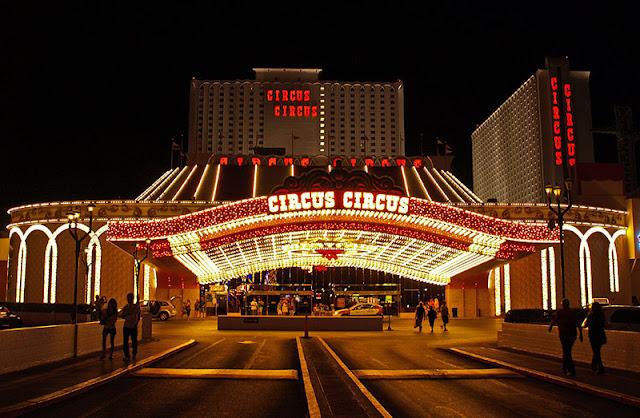 Dicas de Las Vegas: Hotel Circus Circus