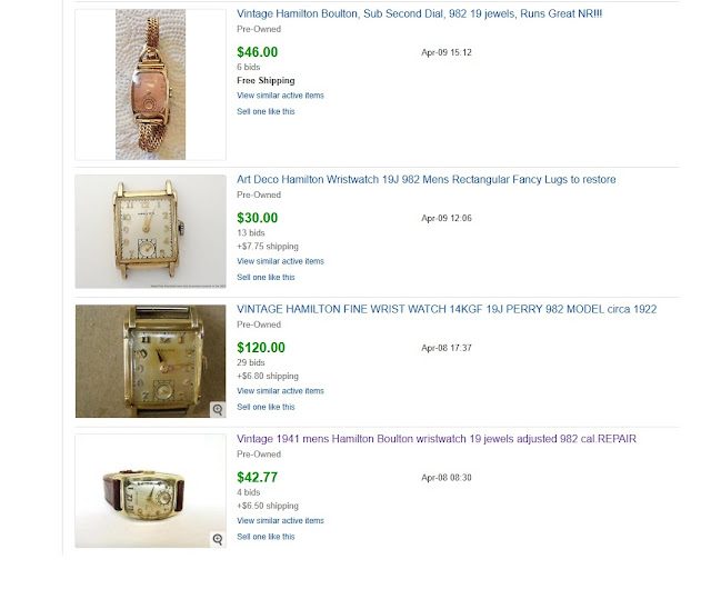 Vintage-Hamilton-Wristwatches – An unofficial blog dedicated